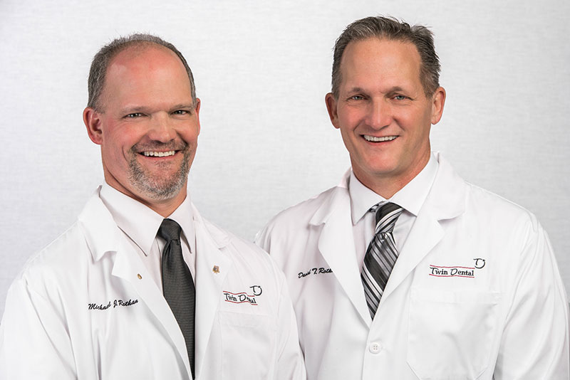 Drs. Michael and David Rothan