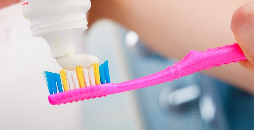 Did You Know? Toothbrush/Toothpaste Series