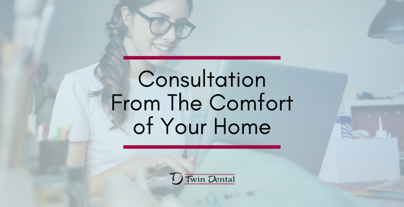 Consultation From The Comfort of Your Home