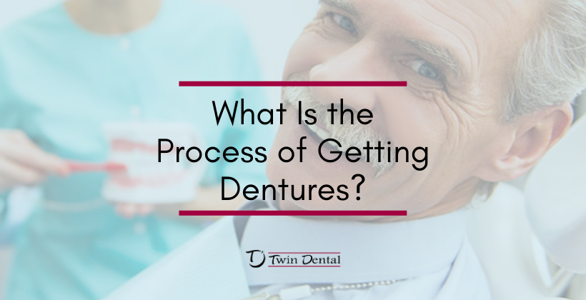 What Is the Process of Getting Dentures?