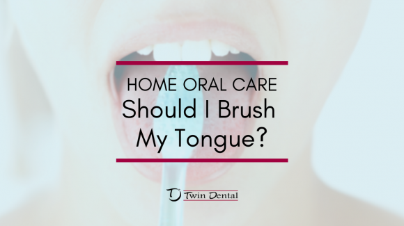 Home Oral Care – Tongue